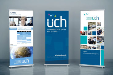 Messemateriale & roll-up