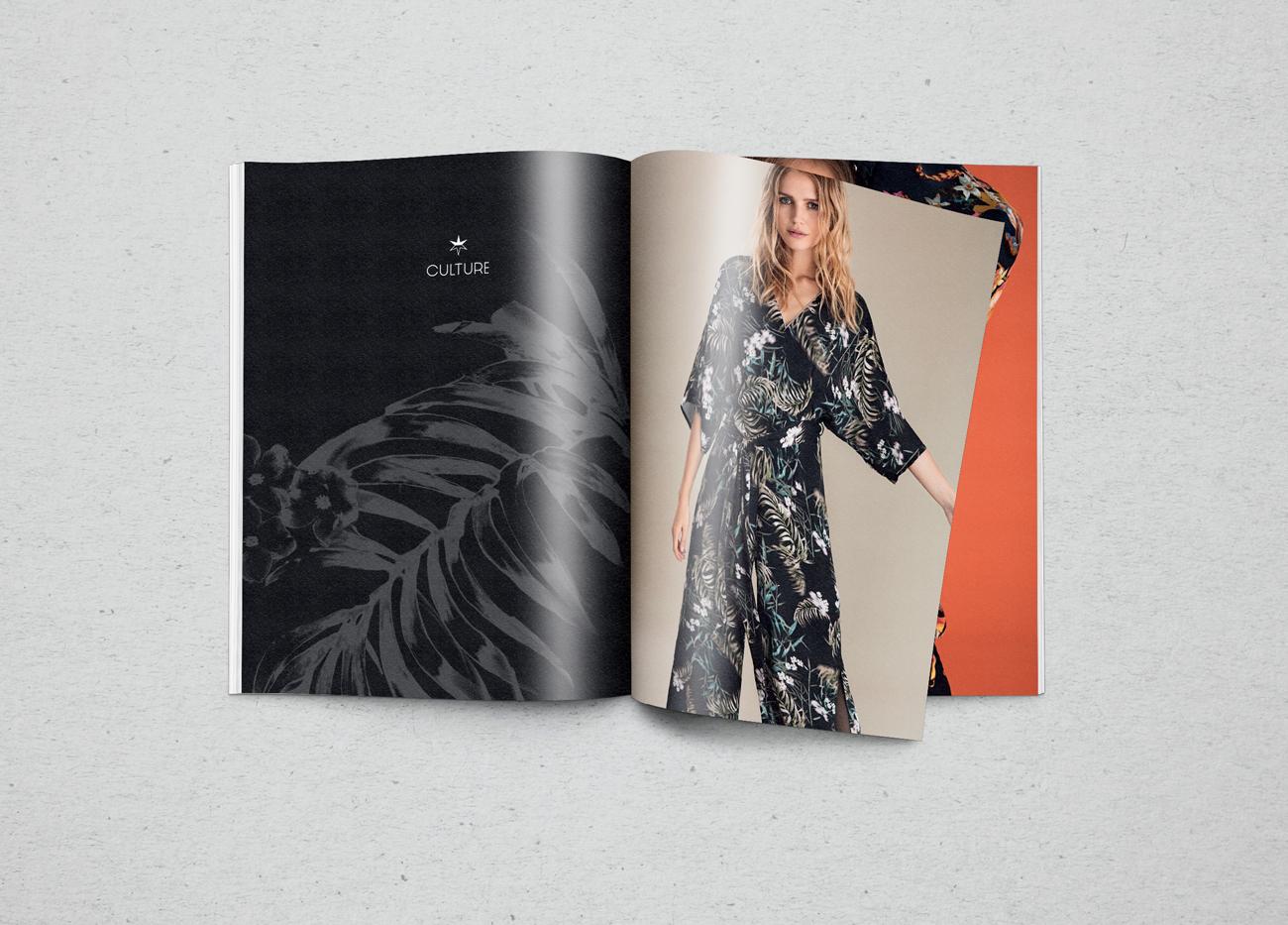 Modebrandet CULTURE klar med nyt katalog